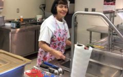 A day in a life of a lunch lady: Madeline Corrie