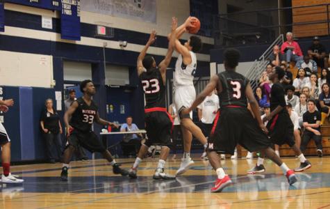 Boys Basketball: Play Off Game