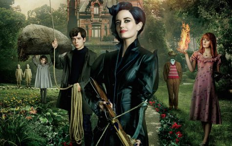 Miss… Something's Home for Peculiar Children