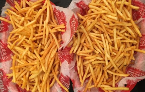 Battle of the French Fries: Would you like fries with that?