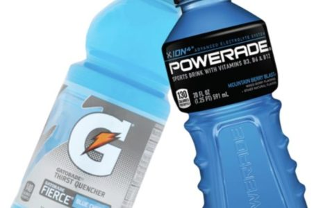 Gatorade vs. Powerade- More power to you?