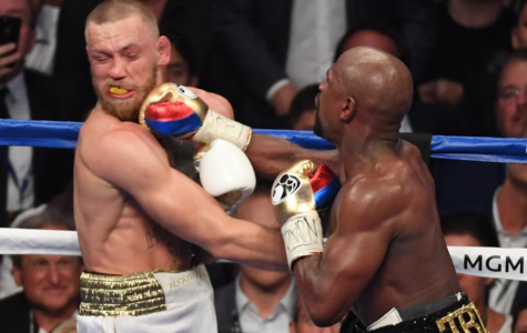 McGregor vs. Mayweather Fight to the Death (kinda)