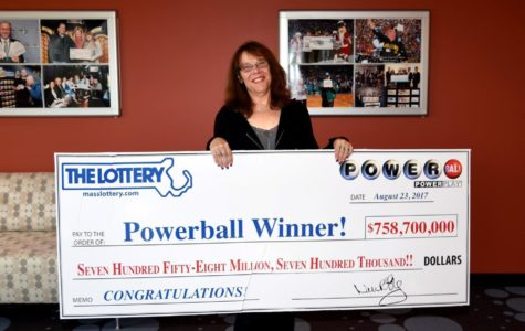 Powerball Winner: Who is She??