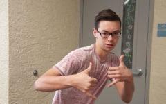 Students of Deer Valley: Justin Ferris