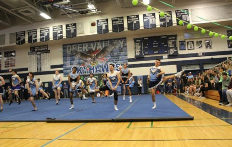 Spring Assembly Guys Cheer 2019