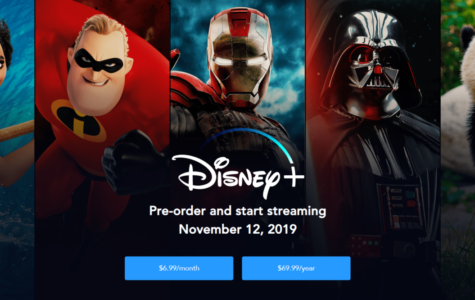 Disney+ Approaches !