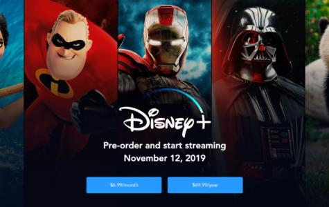 Disney+ Approaches !