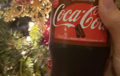 Coke Cola Holiday Twist !
