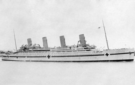 HMHS Britannic Disaster