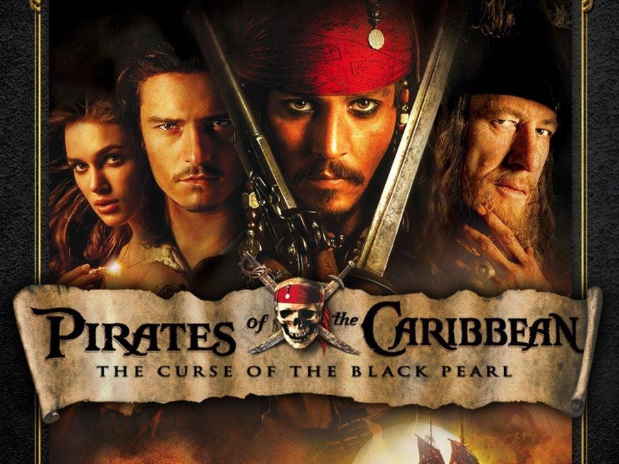 Pirates+of+the+Caribbean%3A+The+Curse+of+the+Black+Pearl-+Short+review